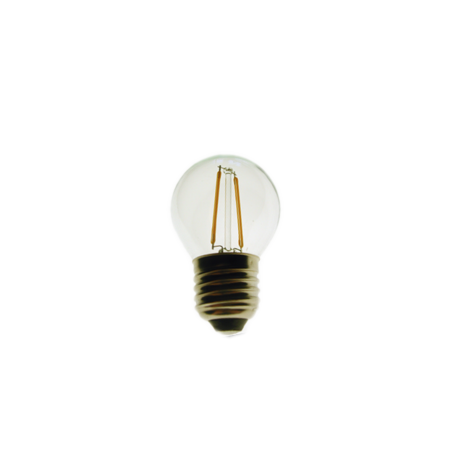 Led Filament- 2W-200LM-45*70- Frosted