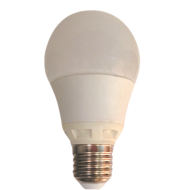 LED ECO-W8-Lm750-Angle 200- Features Plastic-GLS A19-