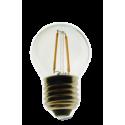Led Filament-1.2W-100LM- G45 Finish Clear