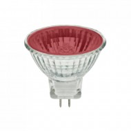 Halogen / 12V  20W MR11 10DEG RED