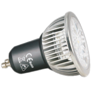 LED-6.5W-GU10- Angle-Spot-Lm 370