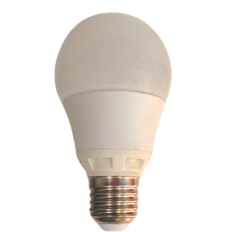 LED ECO-8W-LM750- A19-Angle 200- Features Plastic
