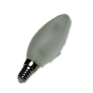 Candle- 240V-150LM-FROSTED- AC 4W 2.400K DimmableC35
